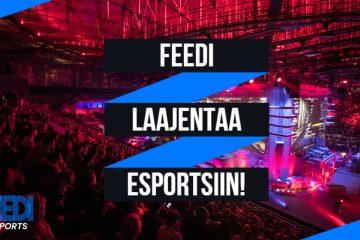 Feedi laajentaa esports-uutisointiin – luvassa haastatteluita, ajankohtaista sisältöä ja paljon muuta!