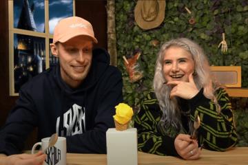 Roni Bäck ja Pinkku Pinsku ulos Big Brother -talosta!