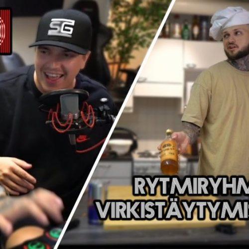 Ogumtv & Pure parhaat palat – rytmiryhmän virkistäytymispäivät!